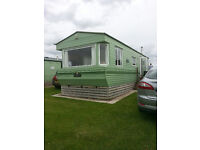 Beautiful Static Caravan, Annan Scotland, Buyer to remove, offers above £1500, pics taken this week