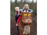 Childcare needed for a 6 & 7 year old from mid November onwards in the Cotswolds