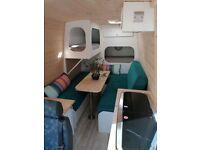 Volkswagen, CRAFTER, converted motorhome campervan