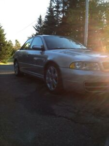 2000 Audi S4 2.7L twin turbo