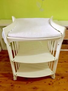 Stokke Change / Changing Table (RRP $1079) Kirrawee Sutherland Area Preview