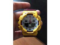 Limited Edition Casio G-Shock Watch