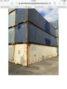 Shipping Containers 40' GP supplied & delivered Albion Park Shellharbour Area Preview