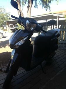 Honda Dio Scooter 2015 model Dundowran Fraser Coast Preview