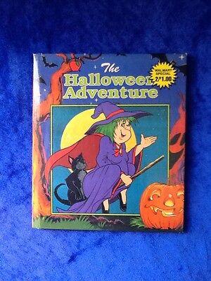 The Halloween Adventure 1997 Written By Dandi Children's Hardcover Story