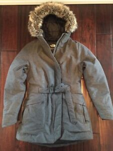 North Face parka (woman's) size small perfect condition
