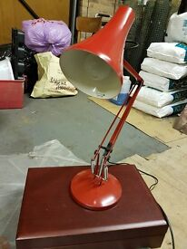 Anglepoise desk lamp Vintage Model 90