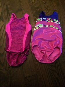 Gymnastic suits size 4 girls