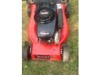 Champion 35 lawnmower