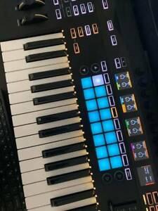 Novation SL MKIII 61 Key Midi Keyboard | Keyboards & Pianos