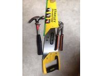 Tools DIY - saw, screwdriver, pliers - £8