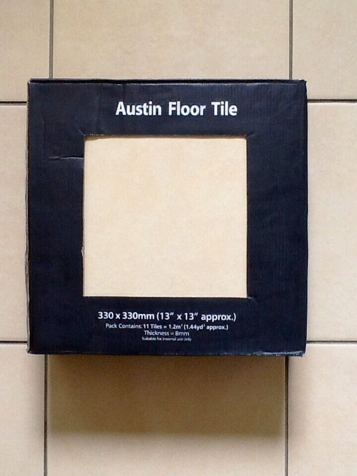Austin Ceramic Floor Tiles 80 Ono In Croesyceiliog Torfaen Gumtree