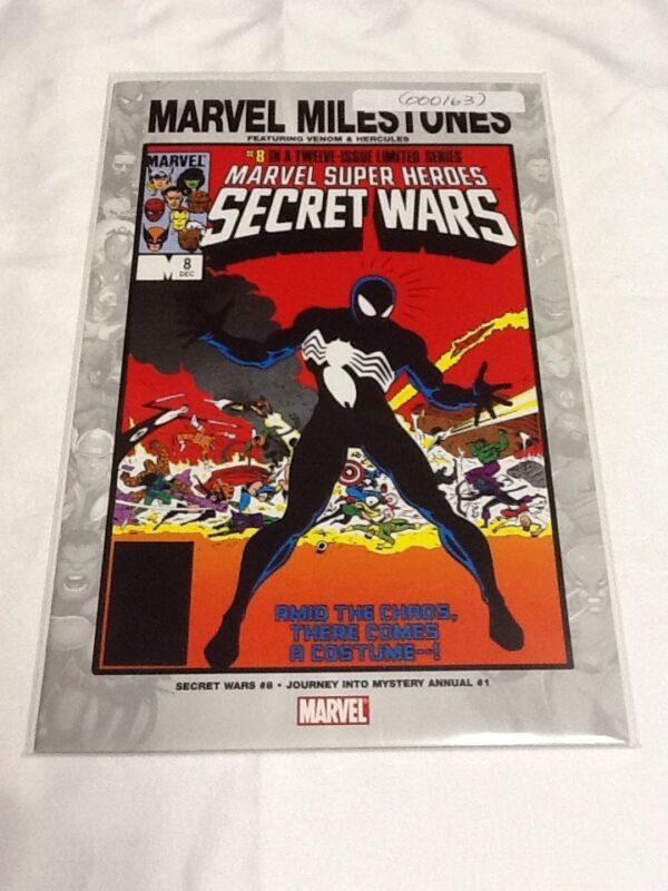 Marvel Milestones Secret Wars #8 Reprint 1st Venom NM/M (000163)
