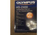 Olympus Transcription Set