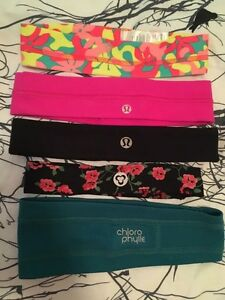 Assorted Athletic Headbands