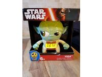 Star Wars Yoda Bulb Botz Alarm Clock