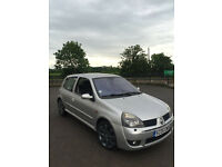 Immaculate 2005 Renault Clio Renaultsport Sport 182 BHP 2.0 16V 97000 MILES FULL HISTORY HPI CLEAR
