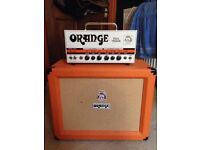 ORANGE DUAL TERROR AMP + 1X12 SPEAKER CAB