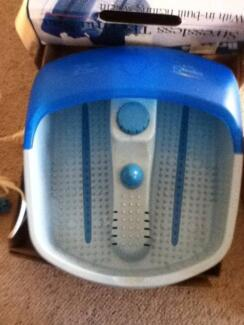 Breville therma foot spa very cheap price. Hornsby Hornsby Area Preview