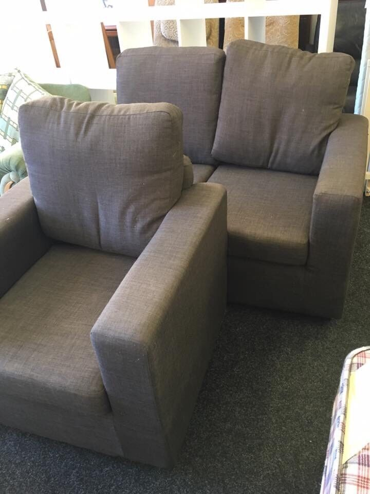 Sofa and chair can deliver