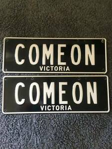 number plates Pakenham Cardinia Area Preview