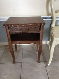 Small Bedside Table