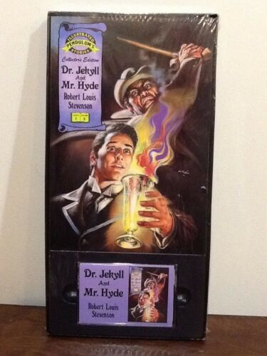 PENDULUM ILLUSTRATED STORIES #3  DR.JEKYLL AND MR.HYDE 1991 NOS