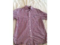 Fred Perry short sleeved shirt