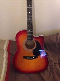 Encore Electro-Acoustic Guitar