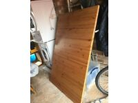 Large Ikea extending dinning table