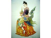 Thai massage by Thai lady