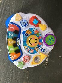 Baby Einstein music activity table for sale