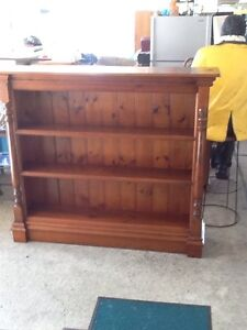 Book shelf timber Windsor Hawkesbury Area Preview