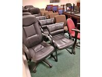 Office Chair, Office desk, Cabinet, filling cabinets, office chairs. range of office furniture