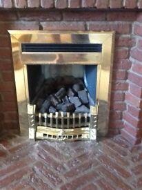 Valor open flame,convector,gas fire
