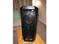 Sony GTK-X1BT Audio System - 500W - Black