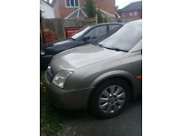 Opel/ Vauxhall Vectra C ELEGANCE 2003 1.8 - petrol ecotec, FULL Leather.