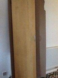 IKEA pax wardrobe doors with drawers