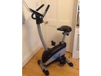 Exercise Bike: York Fitness c201 in good condition