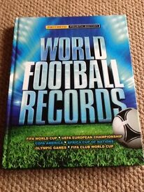 World football records. Excellent condition