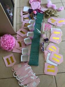 Girls Party Decorations Other Baby Children Gumtree Australia