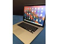 Mac Book Pro Late 2013 Retina Display i7 256GB SSD 8GB RAM