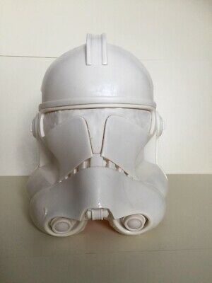 Star Wars 1.1 Clone Trooper Helmet Phase II Film Prop Replica Life Size (no3)