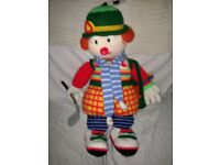 large crochet doll