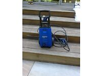 Nilfisk Pressure Washer/Patio Cleaner C 120.6,Used Twice, moving house, excellent condition