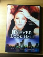 Never Look Back DVD