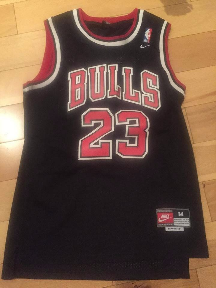online store fe125 01a4d NIKE NBA Michael Jordan Jersey   in Leicester, Leicestershire   Gumtree