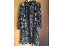 HOBBS Ladies Coat size 8
