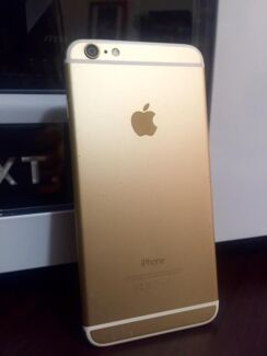 Gold iPhone 6 PLUS 16GB Melba Belconnen Area Preview