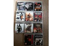 PS3 GAMES 11 IN TOTAL